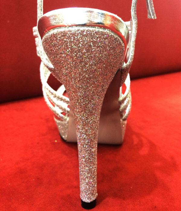 Scarpe Sposa 06 The Gold Edition.Clara Calzature Non Una Scarpa Qualunque Ma Qualunque Scarpa